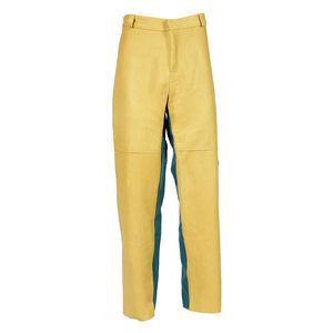pantalón para soldaduras / de trabajo / ignífugo / de cuero