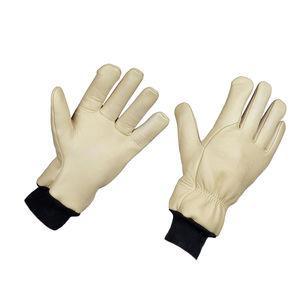 guantes de manipulación / criogénicos / de protección mecánica / de piel de vaca