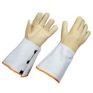 guantes de manipulación / criogénicos / de piel de vaca / antideslizantes