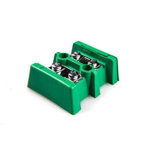 bloque de conexión con tornillo / para termopar / IEC