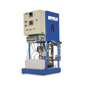 planta de flotación de aire disuelto compacta