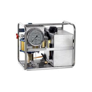 bomba de aire / neumática / autocebante / industrial