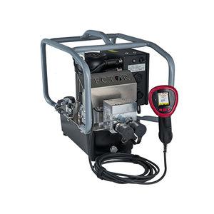 grupo hidráulico con motor eléctrico / para llave dinamométrica / compacto / mini