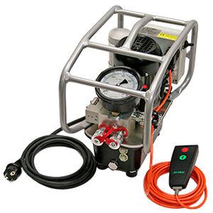bomba hidráulica de aceite / eléctrica / compacta / con control remoto