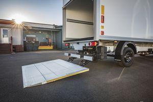 puerta elevadora estándar / para camión