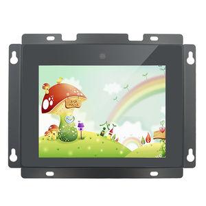 panel PC de LCD / TFT LCD / con pantalla táctil capacitiva / de pantalla táctil multipunto