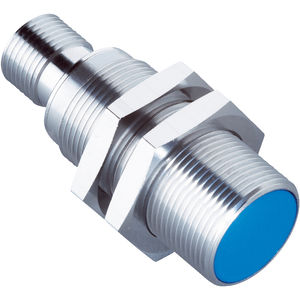 sensor de proximidad analógico / inductivo / cilíndrico M30 / cilíndrico M18