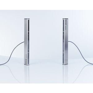 cortina fotoeléctrica compacta / de seguridad de tipo 4 / multihaz / de tipo barrera