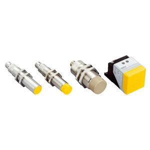 interruptor de proximidad de seguridad / inductivo / cilíndrico / rectangular
