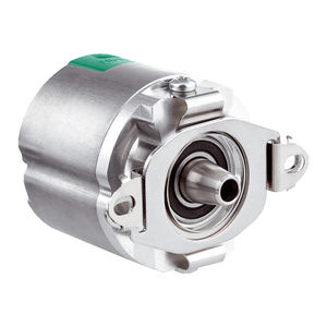encoder rotativo para retroalimentación de motor / absoluto / óptico / digital