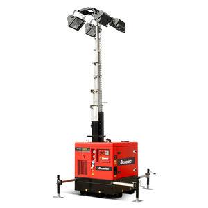 torre de iluminación LED
