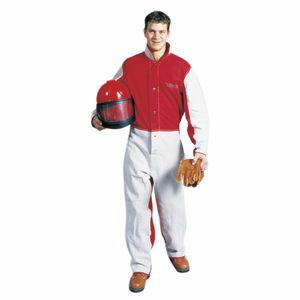 traje de trabajo / de cuero / de algodón / para arenado