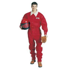 traje de trabajo / de protección eléctrica / de algodón / de nailon