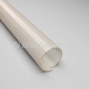 tubo flexible de transporte / de transporte / de manipulación / para succionador
