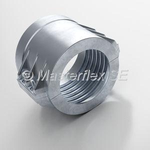 abrazadera de apriete de aluminio / de tornillo