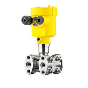 transmisor de presión diferencial / absoluta / de membrana / HART