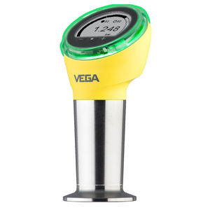 sensor de presión de cerámica / inalámbrico / para líquido y gas / para la industria agroalimentaria