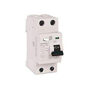 interruptor diferencial de corriente residual / multipolos