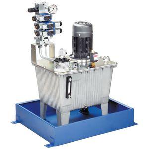 grupo hidráulico con motor eléctrico