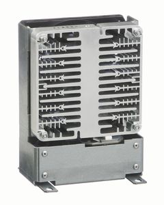 resistencia calefactora con ventilación
