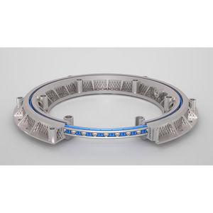 rodamiento para carga ligera / de bolas / radial / de plástico