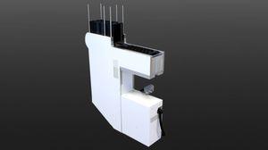 paletizador por la parte superior / para fardos / modular
