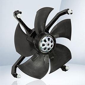 ventilador de pared / axial / de refrigeración / IP54