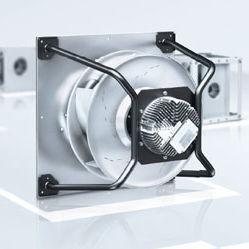 ventilador centrífugo / de circulación de aire / de alta eficacia / industrial