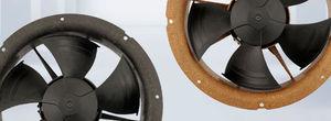 ventilador de pared / axial / de circulación de aire / de alta eficacia
