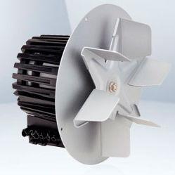 ventilador para la electrónica / centrífugo / de evacuación / industrial