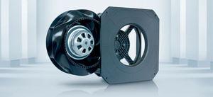ventilador para la electrónica / centrífugo / de refrigeración / de circulación de aire