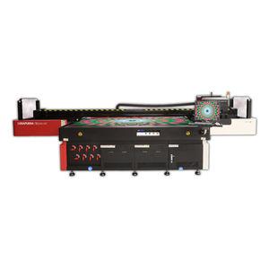 máquina de impresión de inyección de tinta UV / digital / de 6 colores / para cartón