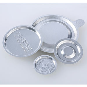 opérculo de aluminio