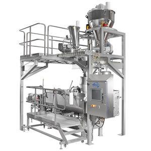 mezcladora de tornillo cónico / continua / automática / de alta velocidad
