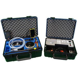 detector de tubos / de gas / acústico