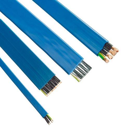 cable eléctrico para aplicaciones móviles / de alimentación / antipropagación de fuego / multiconductores