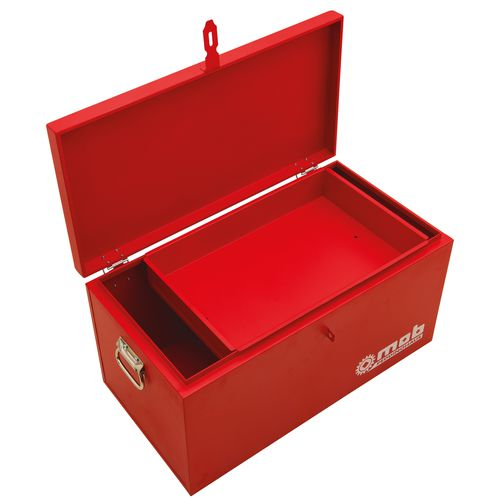 caja para obra de construcción