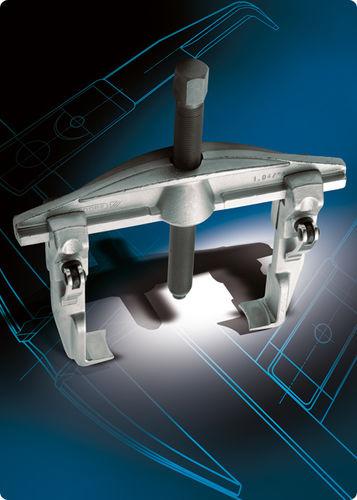 extractor de rodamientos manual / de dos garras