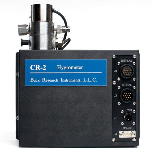 higrómetro para avión / digital / compacto / a punto de rocío