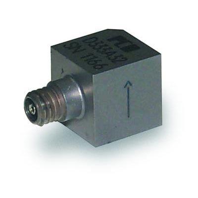 acelerómetro ICP / con TEDS / adhesivo
