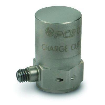 acelerómetro piezoeléctrico / de alta temperatura