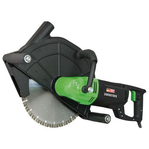tronzadora / cortadora de pavimento / para piedra y hormigón / para mampostería