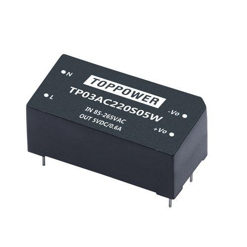 alimentación eléctrica AC/DC / de múltiples salidas / de alta frecuencia