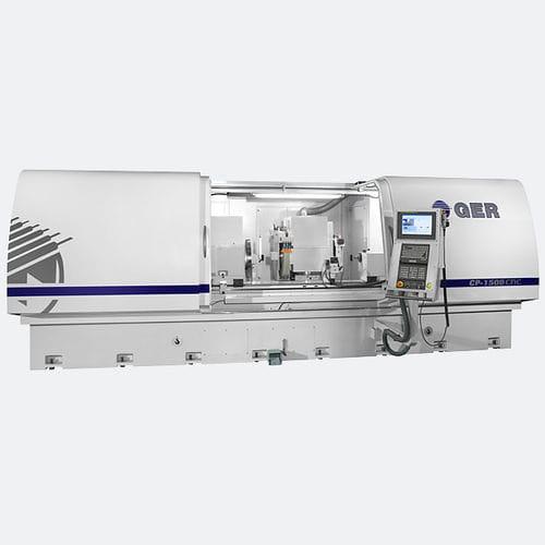 rectificadora cilíndrica exterior / para chapa metálica / CNC / 2 ejes