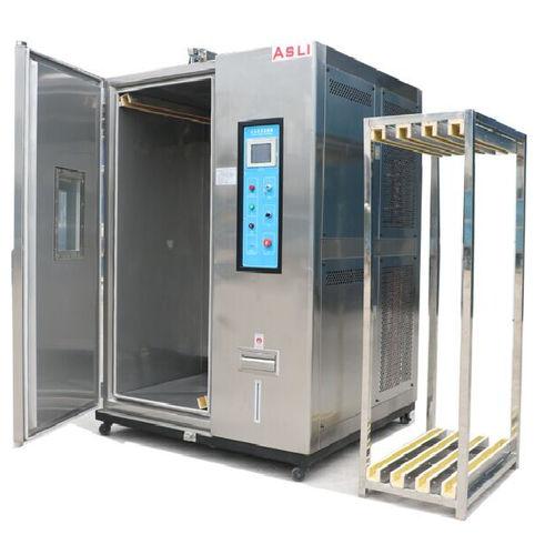 célula de ensayo climática / de temperatura / de humedad y temperatura / en alternancia