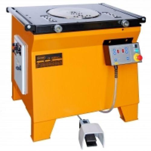 máquina curvadora eléctrica / de barras / automática