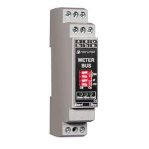 convertidor de comunicaciones / M-Bus / Modbus / en riel DIN