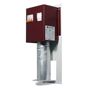 condensador eléctrico de película / módulo / de compensación factor de potencia / con relé de protección