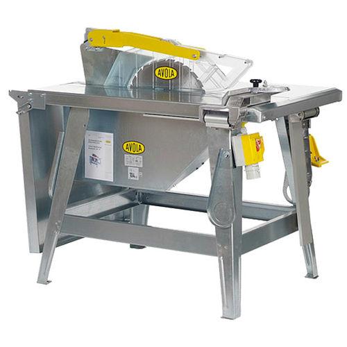 sierra circular / para madera / para carga pesada / de mesa