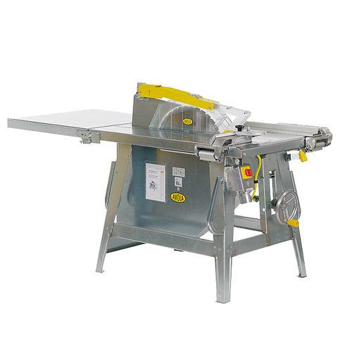 sierra circular / para madera / de obra / para carga pesada